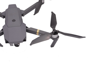 Image 4 - 8 adet 8331 karbon Fiber düşük gürültü pervane DJI Mavic Pro Platinum Drone için 3 Blade sahne kanat değişimi kitleri yedek parça