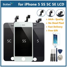 For iPhone 5S LCD Display Touch Digitizer for iPhone 5 LCD Screen iPhone 5S Mobile
