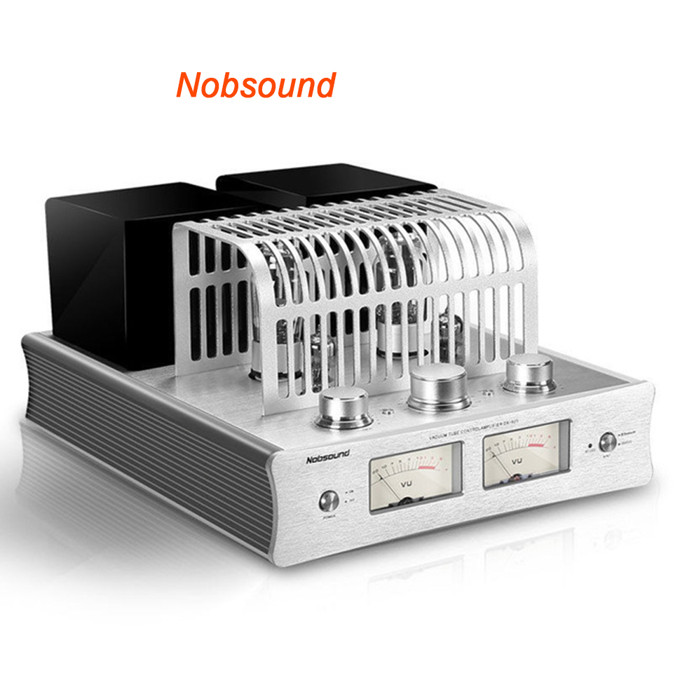 Nobsound DX-925 HiFi Power Amplifier tube electronic tube Bluetooth preampifier 2.0 HiFi Hybrid Single-Ended Class A Power Amp