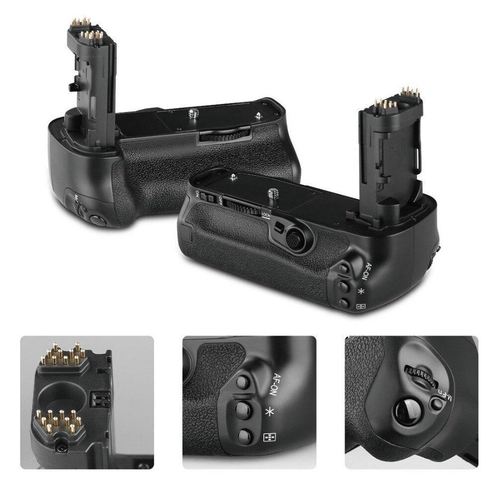 PULUZ kaamera vertikaalne patareihoidik Canon EOS 5D Mark IV DSLR - Kaamera ja foto - Foto 5