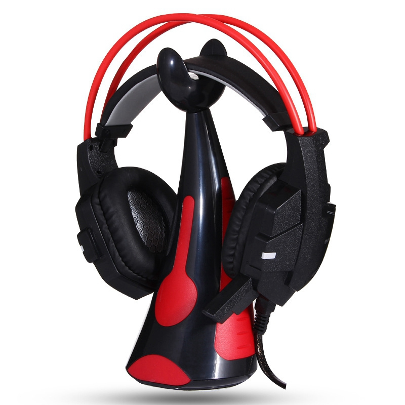 Headset Stand Holder Universal Gaming Sports Headphone Hanger Rack Bracket Headset Storage Display Stand for Headphone Earphones