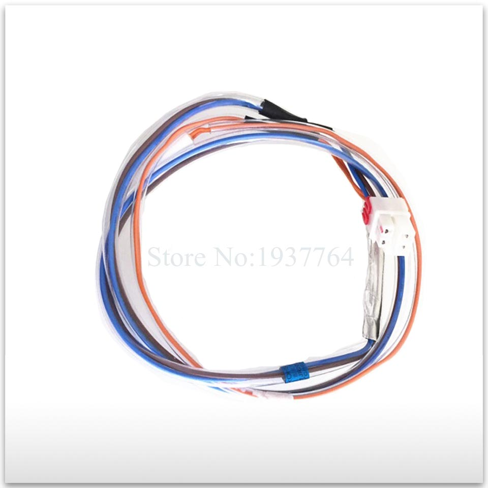 new for LG frost free refrigerator parts defrost sensor probe temperature GR-B2074FNA original new for haier frost free refrigerator parts defrost sensor probe temperature bcd 518ws 00606150125