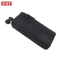 XQF Новый Передняя крышка Панель В виде ракушки поверхность + ручка шляпа для Motorola cp1200 Радио Интимные аксессуары