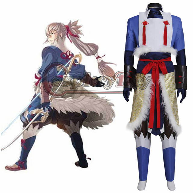 Cosplaydiy Fire Emblem Fates Takumi Cosplay Costume Adult Men Halloween Carnival Cosplay Clothing Outfit Custom Made