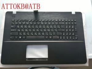 Image 2 - Nuovo RU Tastiera Del Computer Portatile Per asus R752 R752L x751 X751L X751LA X751LAV X751LD K751 X751LK X751LN TASTIERA DEL COMPUTER PORTATILE DELLA COPERTURA di C