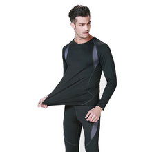 2016 Winter Warm New High Quality Men and Women Thermal Underwear Set Hot-Dry Technology Surface Elastic Force Long Johns Suit