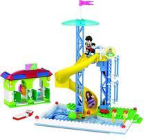 цены New Friends City Park Revolving slide Building Blocks Toys Dream For Children Compatible Legoe Bricks