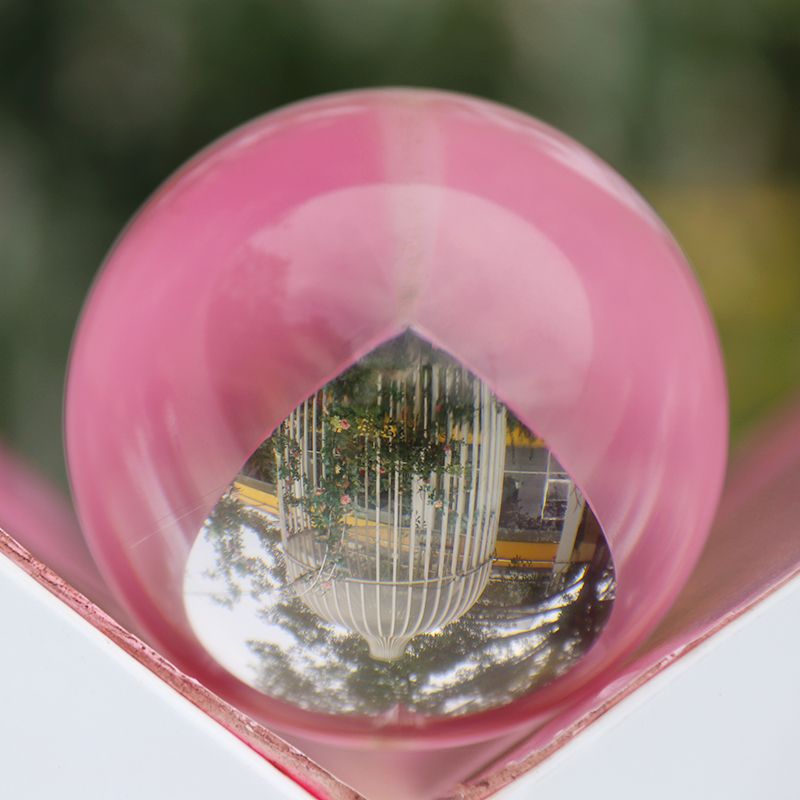 Crystal Healing Glass Ball Sphere 21