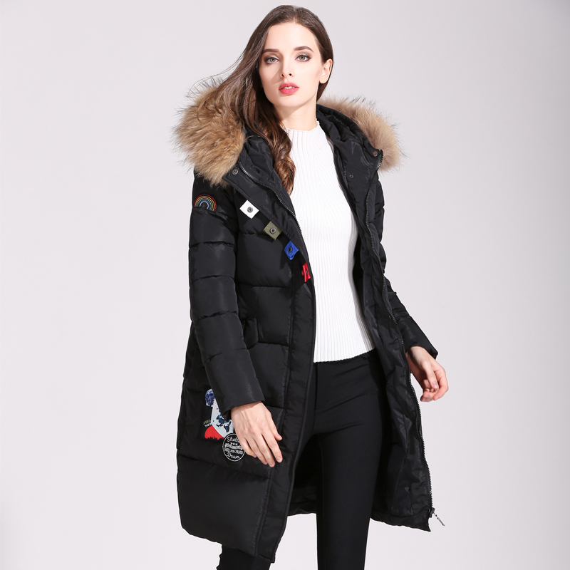 # speed sell through ebay amazon hot style cotton heavy hair brought big yards down jacket coat of cultivate morality инструкция как ноутбук на ebay