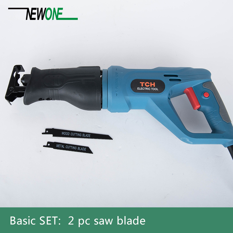 NEWONE power tool accessories Reciprocating saw Tool electric drill attachment with Saw Blades for Metal and Wood Cutting цены