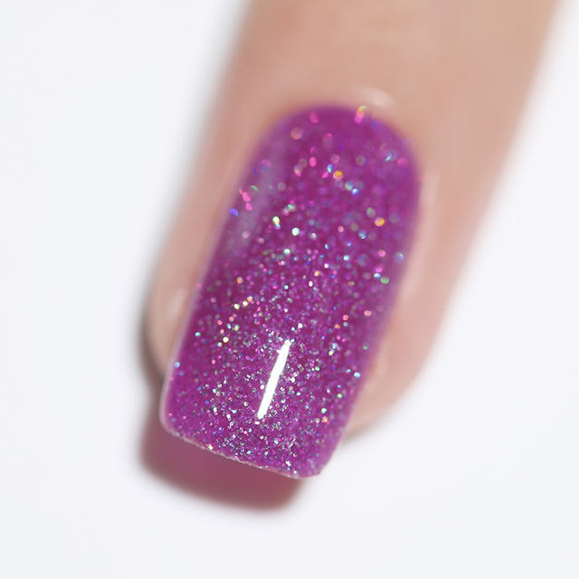 LILYCUTE Laser Glitter UV Gel