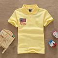 2017 Summer Hot Famous Brand Boys Clothes Children Casual T Shirts 100% cotton Boys T Shirt Tops Tees Short Sleeve Kids T-Shirts