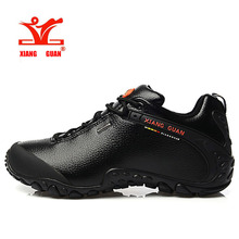 XIANG GUAN Outdoor Waterproof Hiking font b Shoes b font Men font b Women b font