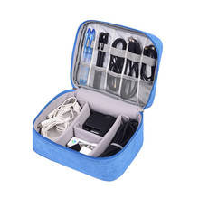 Digital Cable and Electronic Accessories Portable Travel Organizer Bag