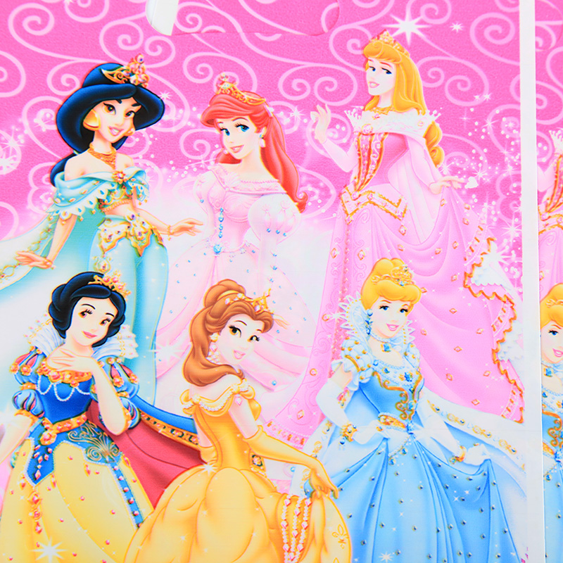 Image 3 - 10pcs/lot Disney Princess Cartoon Gifts Bags Kids Birthday Party supplies Baby Shower Favor Event Birthday Party Decoration-in Gift Bags & Wrapping Supplies from Home & Garden