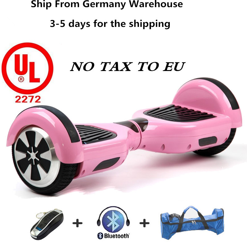 Europe entrepôt offre spéciale hoverboard smart 6.5 pouces chine hoverboard auto équilibrage hoverboard - 6
