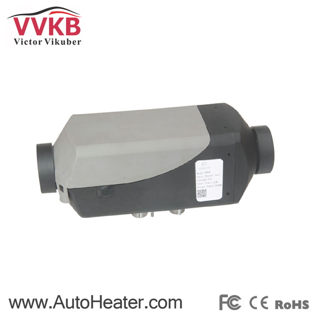 VVKB Diesel Heaters Free Shipping 12V 2500W All the Electronic Components is Car level