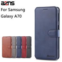 For Samsung Galaxy A70 Case Flip Wallet PU Leather Case For Samsung Galaxy A70 Book Stand Card Slot Phone Cases стоимость