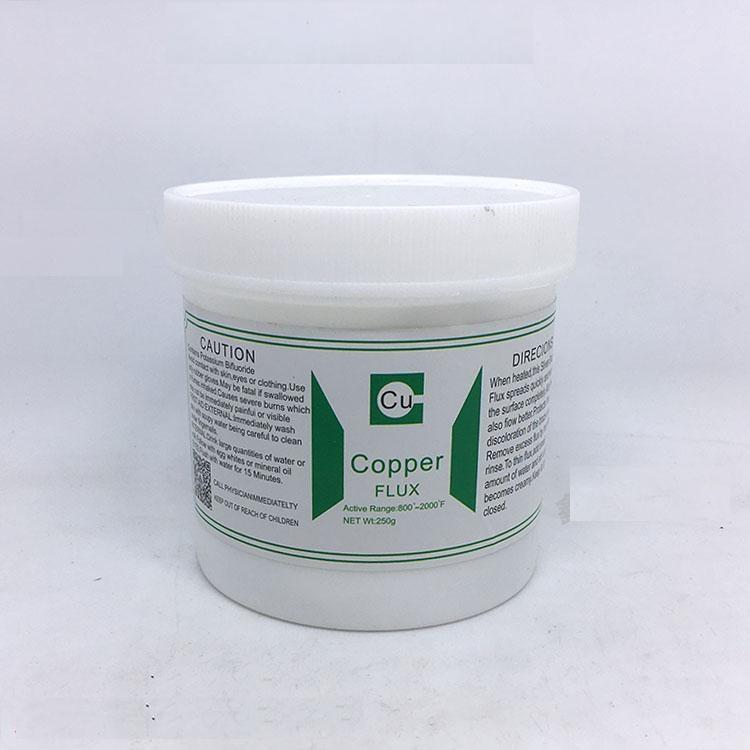 Copper Flux Copper Gas Solder Flux Flux Silver Paste Powder Aluminum Powder Copper Boron Silver Brazed Copper And Iron
