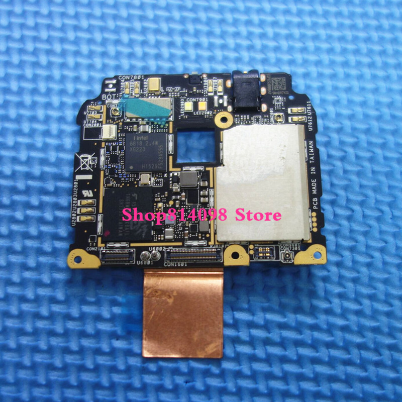 Motherboard Fit For ASUS ZenFone 2 ZE551ML Mainboard RAM 2GB+16GB Z3560 / 4GB+128 GB Rom3580 CPU 2.3GHz Logic Board international language european original google mainboard chips logic for galaxy note 2 n7100 motherboard 16gb clean imei