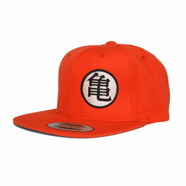 e9a20f41543 2017 Brand High Quality New Anime Dragon Ball Z  Dragonball Goku Snapback  Cap For Men Women Adjustable Hip Hop Baseball Hats