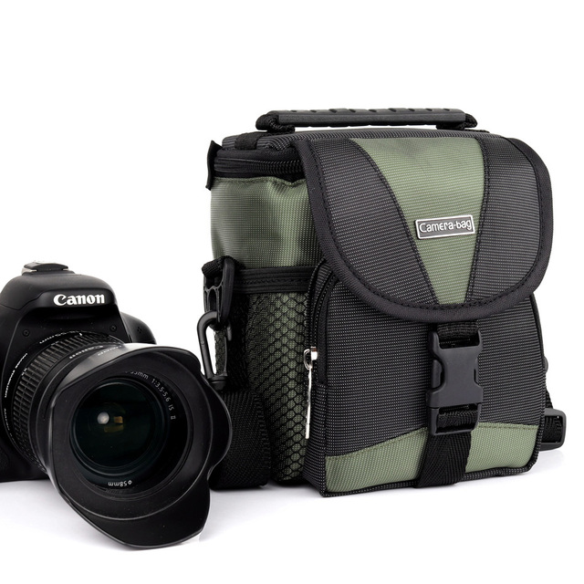 2018 New Camera Bag For Sony A6000 Rx100 A5000 A6500 A5100 A6300 Hx300 Nex5 Canon Eos