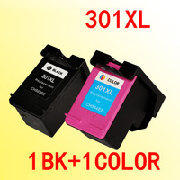 For Hp301 Ink Cartridge Compatible For Hp 301 301xl Officejet 4630 4634 4639 Envy 4500 4502