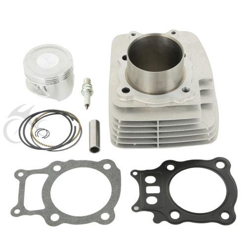 Kit de reconstruction de joint de Piston de cylindre pour Honda Rancher 350 TRX350 00-06 04
