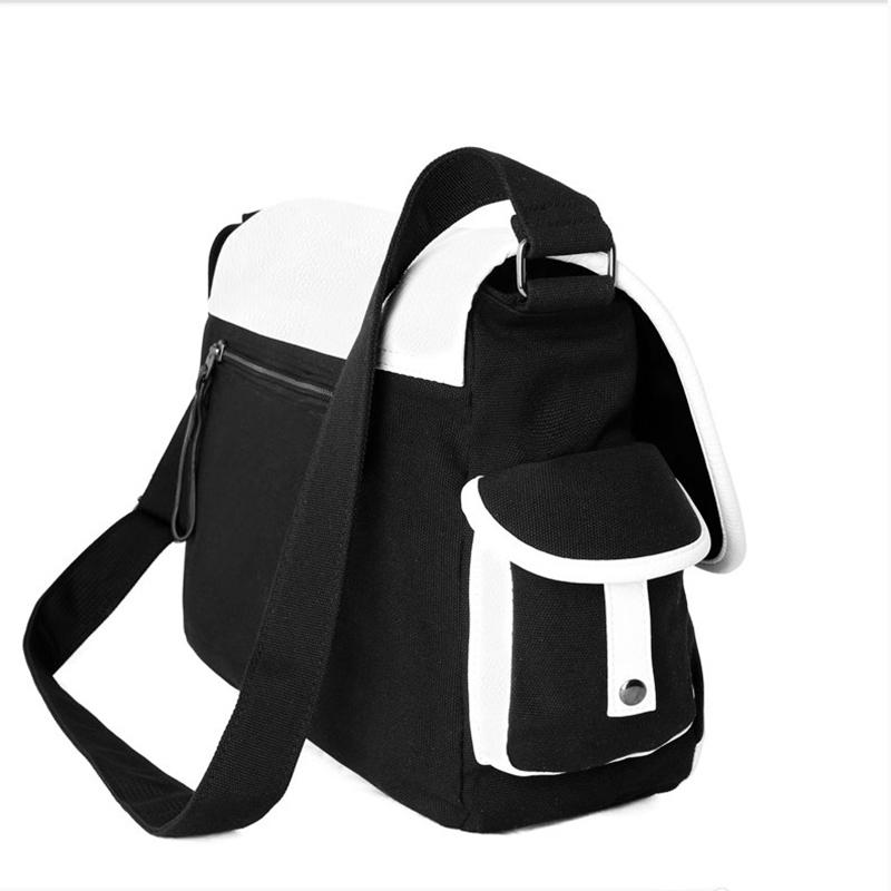 New-Fashion-Hot-Anime-Black-Butler-Kuroshitsuji-Cosplay-Shoulder-Bag-PU-Canvas-Crossbody-Bags-Schoolbags-Messenger