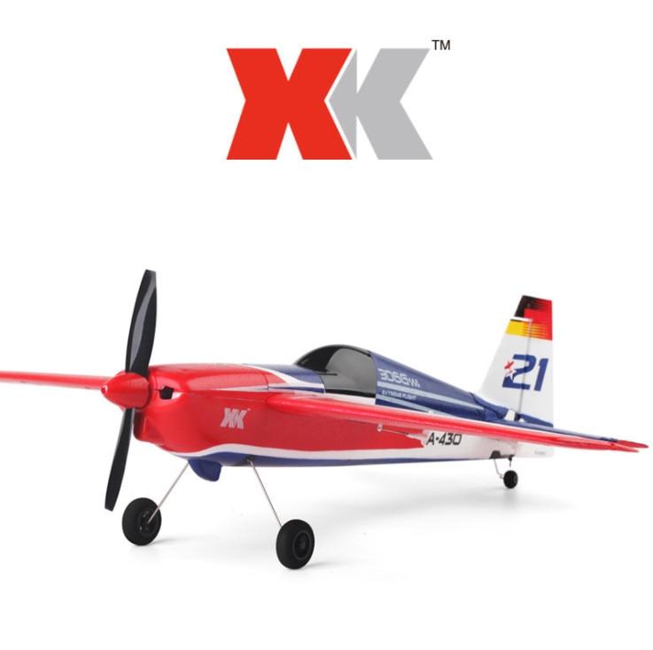 Orginal XK A430 rc Drone con 2.4G 8CH 3D6G Brushless Telecomando motore dron Aereo Compatibile Aereo RTF Outdoor fun modello-in Aerei radiocomandati da Giocattoli e hobby su  Gruppo 1