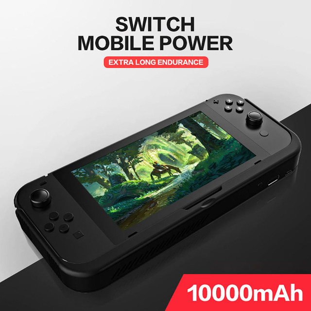 10000mAh Nintend Switch Power Bank nintendo switch external battery