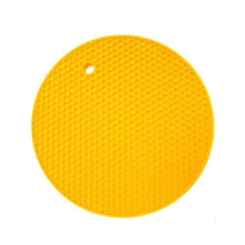 UESH-18 * 18cm Durable Silicona Redonda Antideslizante Resistente al - Cocina, comedor y bar
