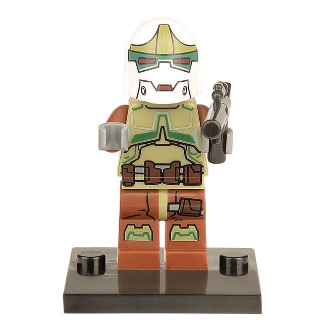 Gwiezdne wojny starwars Darth vader Darth maul Chewbacca jedna sprzedaż figurki zestawy klocków budowlanych modele cegły zabawki dla dzieci