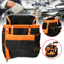 New Multifunction Tool Bag Electricians Tool Belt Pouch Screwdrivers Hammer Pencil Holder With Belt High Quality цена и фото
