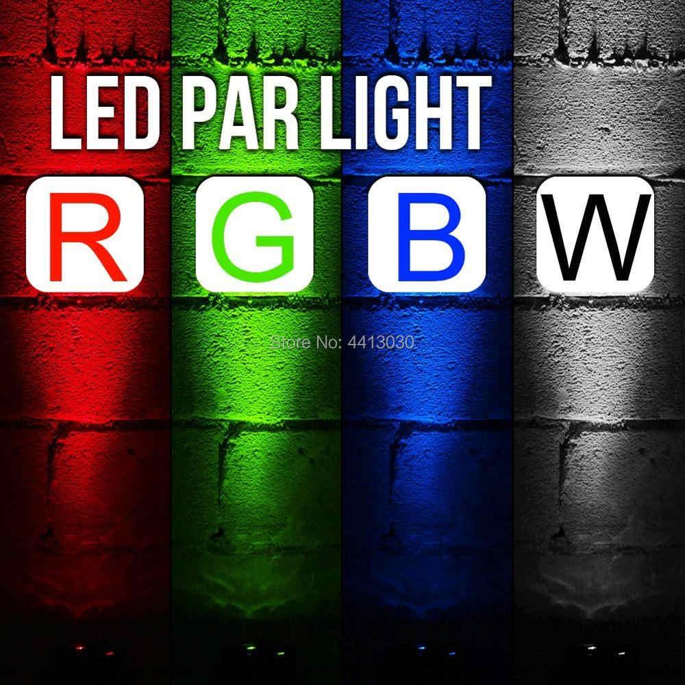 Светодиодный Par 12X3W RGBW мини смешанный цвет мыть стены DMX контроллер светодиодный плоский параболический алюминиевый рефлектор dj этап