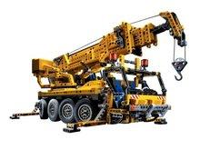 Lepin 20068 1884Pcs Technic Mechanical Series The Moving Crane Set 8421 Educational Building Blocks Bricks Toys Model As Gift