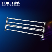 Bathroom Chrome plated Stainless Steel Towel Rack Toilet Hardware Hanging Hdc6520