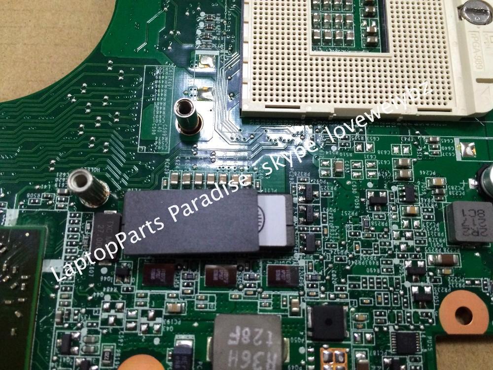 LENOVO Y560P DAKL3EMB8E0 Rev E  support I7 2th Gen CPU 4