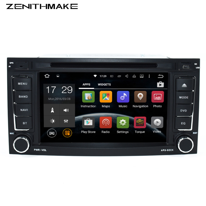 FREESHIPPING wholesale Android DVD Touareg for VW Touareg 2004 2006 2DIN CAR DVD GPS VW Touareg Android DVD Navigate Accessories