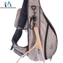 Tenkara Fishing Sling Pack Bag Outdoor Chest Bag Fly Fishing Sling Backpack Fishing Bag