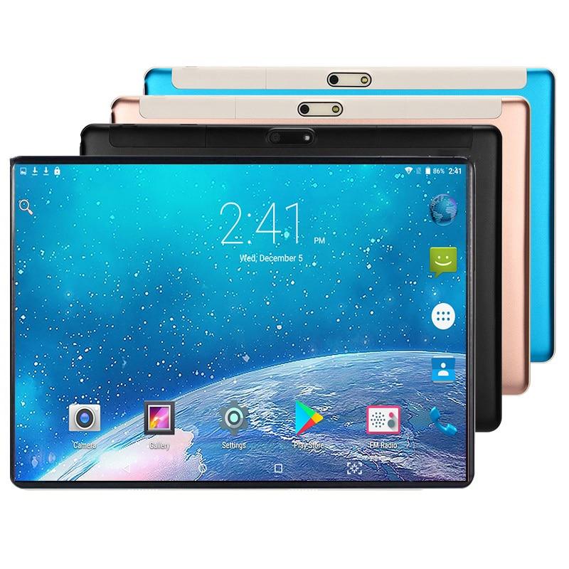 2019 new 10 inch tablet pc octa core 4gb ram 64gb rom dual
