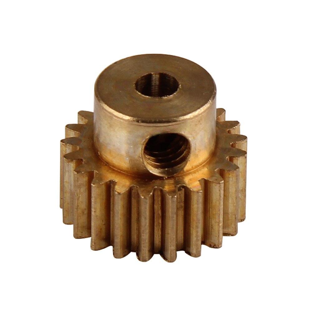 ᗕVodool латунь шестерни Двигатель Шестерни металлический Скорость ... 2e1d1141863