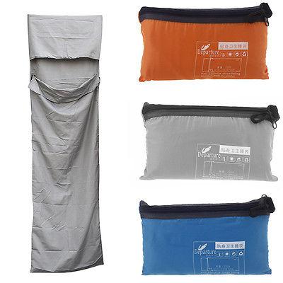 Ultralight Outdoor Sleeping Bag Liner Polyester Pongee Portable Single Sleeping Bags Camping Travel Healthy Outdoor Sleeping Bag цена 2017