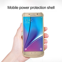 Cell Phone External Battery Charger Case For Samsung Galaxy S6 S6edge S7 Edge Power Bank Cover G9200 G9250 G9300 G9350 PowerBank