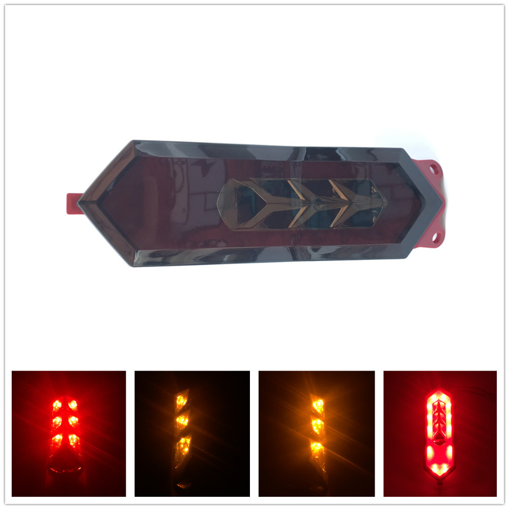 XYIVYG Integrated LED TAIL LIGHT For Yamaha R1 / R1M / R1S 2015 -2016 15 16 2015 2016 SMOKE Len sindermore aluminum luggage suitcase 20 25 29 carry on luggage hardside rolling luggage travel trolley luggage suitcase