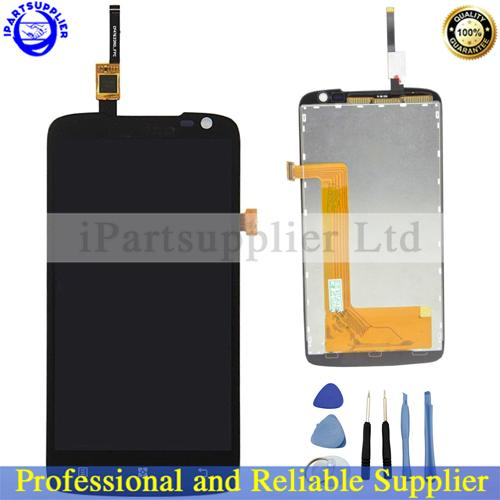 ФОТО 100% Guarantee for Lenovo S820 Replacement LCD Display Screen With Touch Digitizer Assembly Complete with free tools