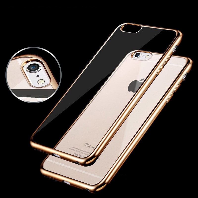 For iPhone 6s Bumper Case Slim Cases – Scratch Resistant Silicon Back Panel – Cover for Apple iPhone 6 (4.7 inch) Bumper