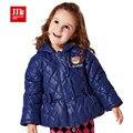 Детские девушки пальто детская одежда для девочек детские зимние куртки детские snowsuit дети пальто ребенка комбинезон девушки марка одежды