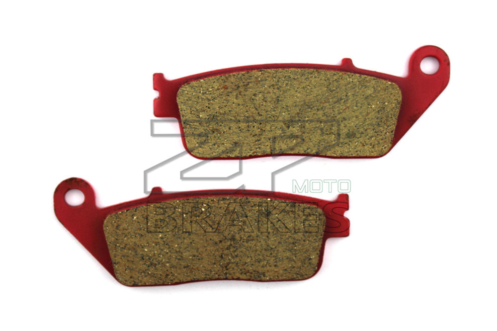 Motorcycle Parts Brake Pads Fit BMW 650 C GT/Highline Scooter 2012-2014 Front OEM New Red Carbon Ceramic Free shipping motorcycle brake pads for bmw c 600 evolution scooter 2014 front rear oem new carbon ceramic composite high quality zpmoto