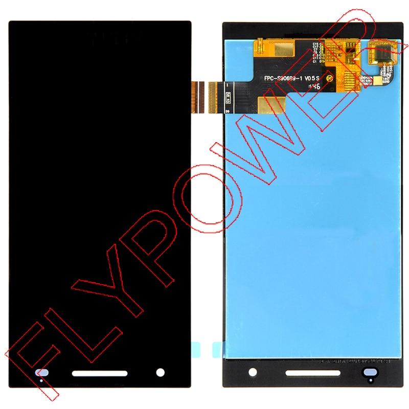 Pour Philips S396 LCD Screen Display avec Écran Tactile Digitizer Assemblée Panneau de Verre Pour Philips Xenium S396; 100% Garantie